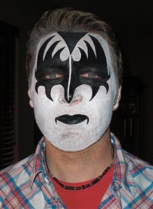 IT'S KISS!-Face-Painting
